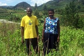 Slow Food Gärten in Uganda