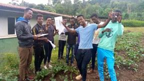 IGA: Slow-Food-Bildungsprojekt
