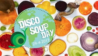 Lebensmittelverschwendung: Erster World Disco Soup Day