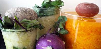 Saison: Gemüse haltbarmachen durch Fermentieren
