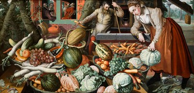 "Ausstellung: ""Geschmack der Regionen – Obst und Gemüse neu entdeckt!"""