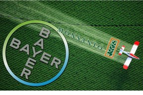 Europäische Kommission genehmigt die Übernahme von Monsanto durch Bayer
