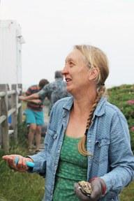 Fisch: Drei Fragen an Barbara Geertsema-Rodenburg