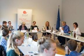 Kurs auf eine nachhaltige Fischerei halten – Podiumsdiskussion zur Gemeinsamen Fischereipolitik der EU