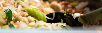 Nachhaltige Ernährung mit Hülsenfrüchten