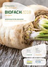 Slow Food Deutschland auf der BioFach 2018