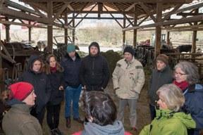 Slow-Food-Projekt für Umweltgerechtigkeit und Nachhaltigkeit in der Milchwirtschaft