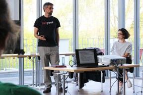 """Slow Food Youth Akademie: """"Globaler Handel, globaler Süden"""""""