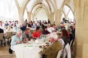Spargel im Schloss - eine Hommage an den Spargel nördlich der Alpen