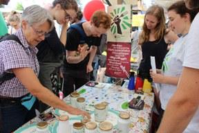Umweltfestival: Großes Interesse an Slow-Food-Bildungsangebot
