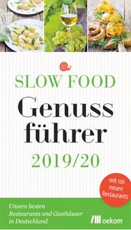 Wieder da: Slow Food Genussführer 2019/2020