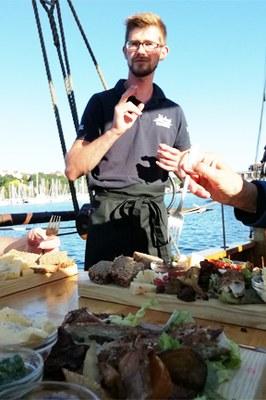 Zukunftsfähig essen auf hoher See