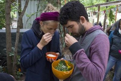 28 Teilnehmende für das neue Jahr der Slow Food Youth Akademie