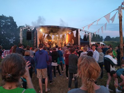 Beats und Bohne Festival: Sommer, Sonne, Musik und Food Revolution!