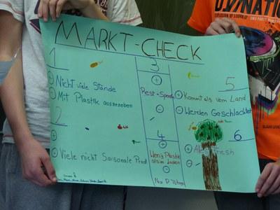 Bildungsprojekt: Schüler*innen erarbeiten Handlungsspielräume für einen verantwortungsvollen Konsum