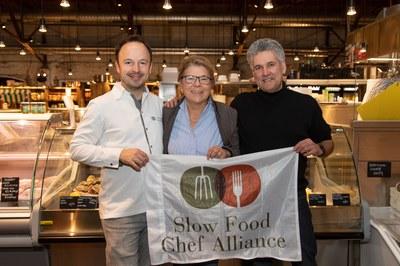 "Chef-Alliance-Koch Thomas Sampl zu ""gut, sauber, fair"""