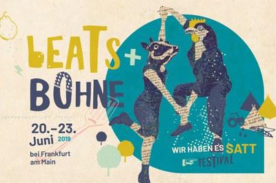 """Die Agrarwende rocken: """"Wir haben es satt!""""-Bewegung kommt zu """"Beats + Bohne""""-Festival bei Frankfurt zusammen"""