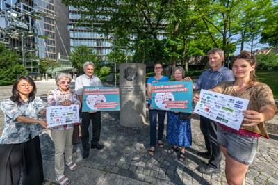 Einspruch gegen Patent auf Lachs und Forellen: Breites Bündnis gegen Fake-Erfindung