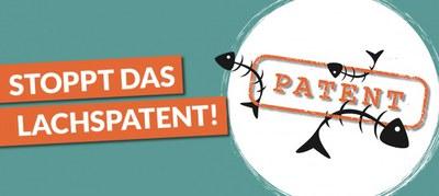 Einspruch unterzeichnen: Kein Patent auf Fische, Hühner, Schweine und Kühe!