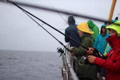 Fokusthema Fisch: Auf hoher See mit der Slow Food Youth Akademie!