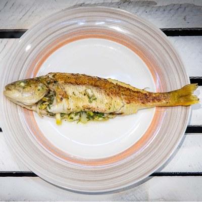 Frisch aufgetischt: Fisch zu Ostern