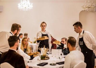 Interkulturelle Begegnungen, interkulturelle Gastronomie: Chef Alliance Deutschland trifft in Krakau auf polnische Kollegen