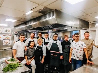 Kulinarischer Austausch: Chef Alliance Deutschland zu Gast in Krakau