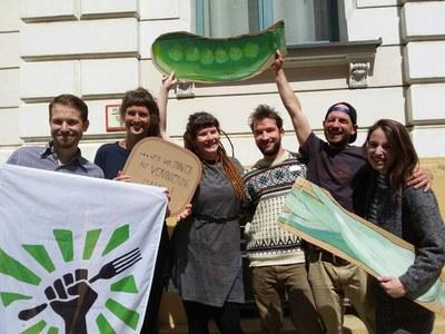Neue Slow Food Youth Leitung setzt sich für Ernährungswende ein