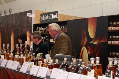 """Continental Whisky Market"""