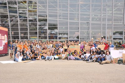 Slow-Food-Youth-Aktivisten aus 16 Ländern treffen erstmals in Deutschland zusammen