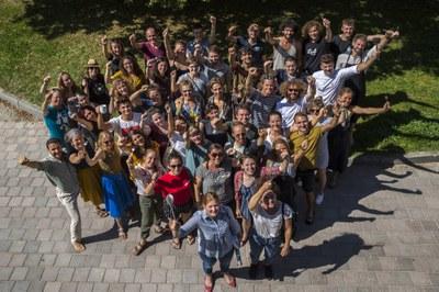 Slow Food Youth Europa Treffen: denken, schmecken und Welt bewegen!