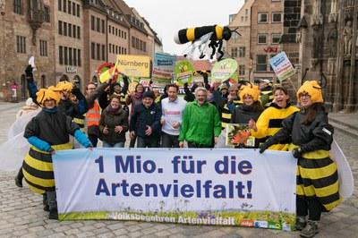 Volksbegehren in Bayern: Ihre Stimme für die Artenvielfalt