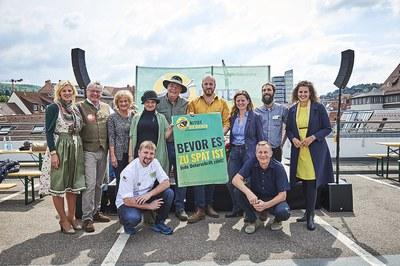 """Volksbegehren """"Rettet die Bienen"""" startet erfolgreich in Baden-Württemberg"""