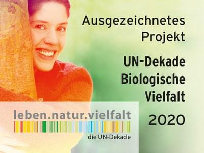 """""""Arche des Geschmacks"""" erneut als Projekt der UN-Dekade für Biologische Vielfalt ausgezeichnet"""