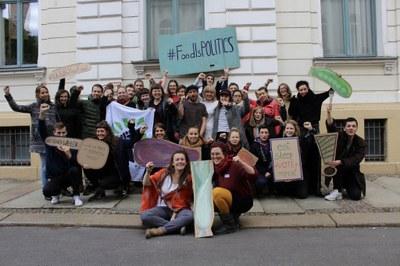 Faire Wertschöpfungsketten, offene Netzwerkarbeit, nachhaltige Ernährungswende: Eine neue Slow Food Youth-Leitung beginnt die Arbeit