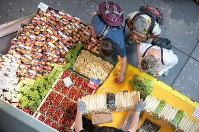 Markt des guten Geschmacks: Stuttgarter Frühjahrsmessen werden verschoben