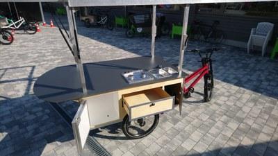 Mit Rad und Tat: Start frei für das mobile Kochrad in Karlsruhe