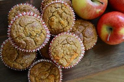 Rezept-Tipps aus dem Netzwerk: Gesund-bleib-Muffins