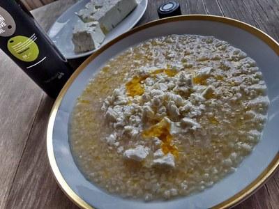 Slow-Food-Unterstützerin Spyridoula Kagiaoglou: Raum für neue Ideen nutzen