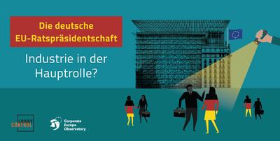 Studie zeigt akute Lobbygefahr für deutsche EU-Ratspräsidentschaft