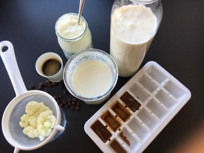 Tipps: Resteverwertung von Milchprodukten
