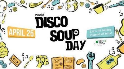 World Disco Soup Day: Schnippeln und tanzen in den eigenen vier Wänden