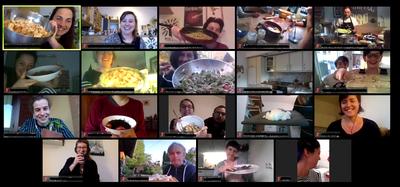 World Disco Soup Day: Schnippeldiskos in den eigenen vier Wänden mit Austausch per Livestream