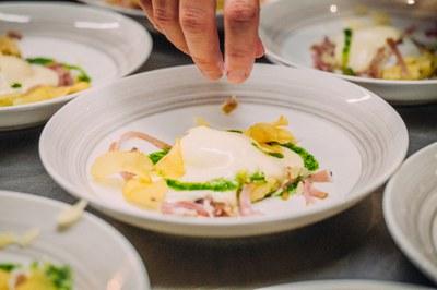 Zukunftsweisend: Menüabend im Zeichen der nachhaltigen Gastronomie