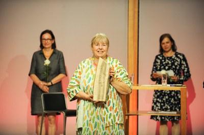 """Erster Ursula Hudson Preis von Slow Food verliehen: """"Jede*r Einzelne kann die Ernährungswende vorantreiben"""""""