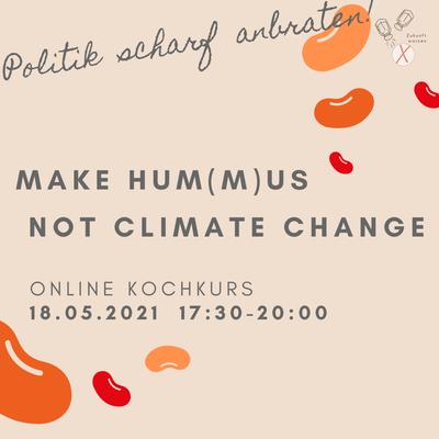 Hummus bringt Humus