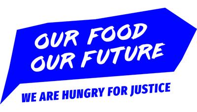 Our Food Our Future: Verbraucher*innen zur Beteiligung aufgerufen.