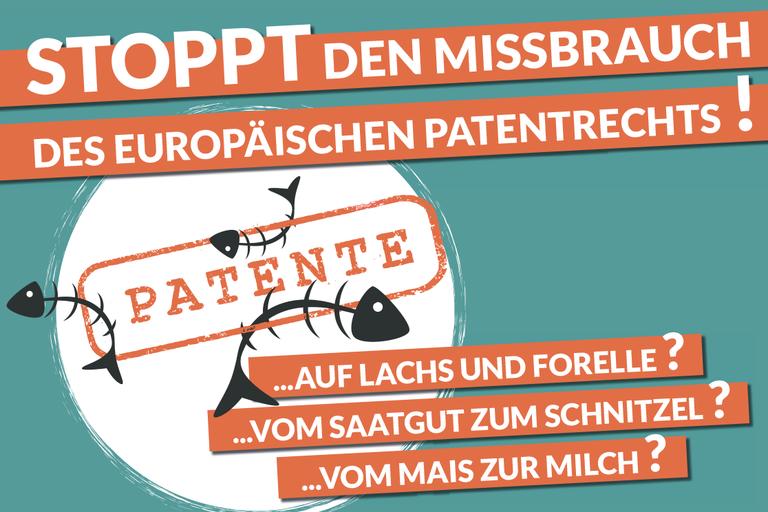 Einspruch gegen Patent auf Lachs und Forellen (c) No patents on seeds.png