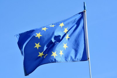 Europa-Flagge (c) creative commons
