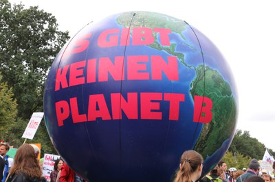 Klimastreik September 2019 Berlin